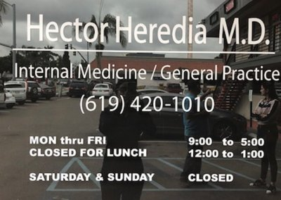 Hector Heredia M.D.