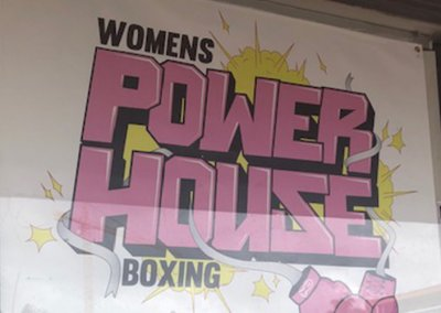 Womens Power House Boxing